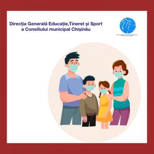 Sesiune de informare și instruire a părinților despre COVID-19